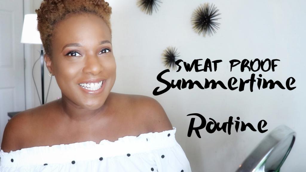 Sweat-Proof Makeup Look
