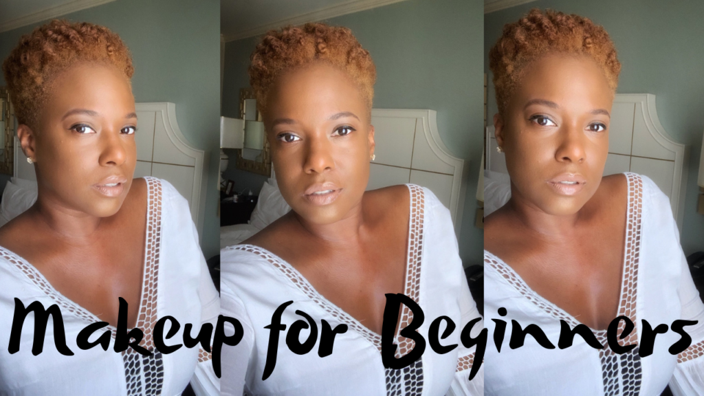 Makeup for Beginners: 101 | iamKeliB